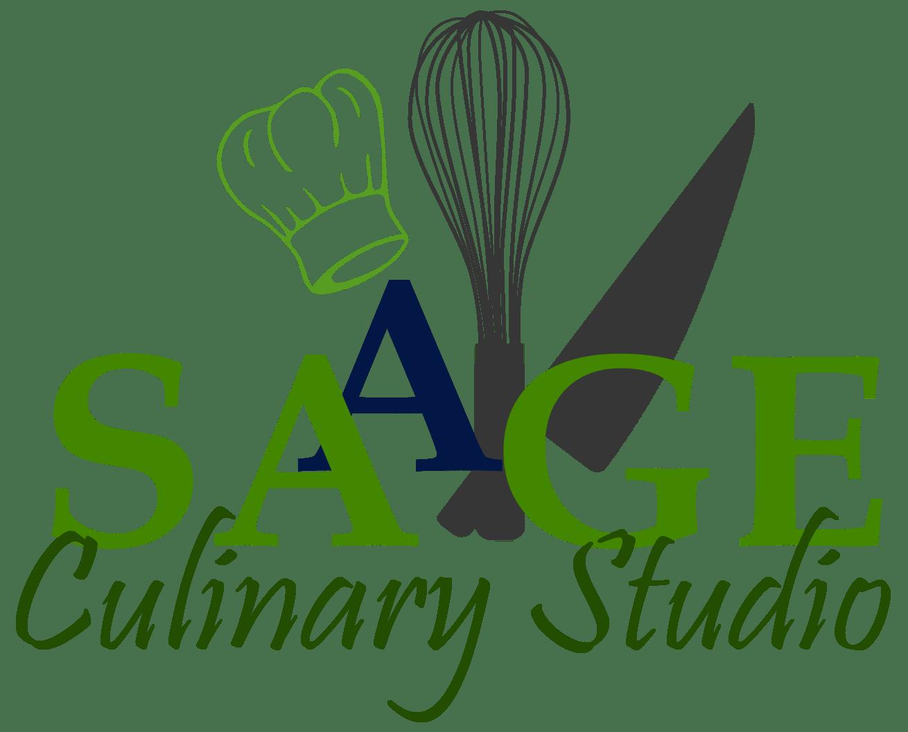 SAAGE Culinary Studio Logo